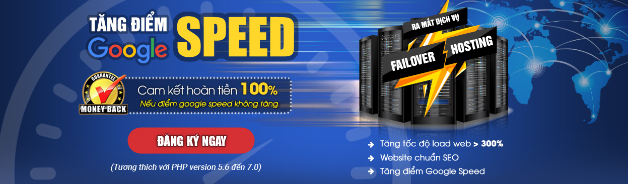 Failover-hosting