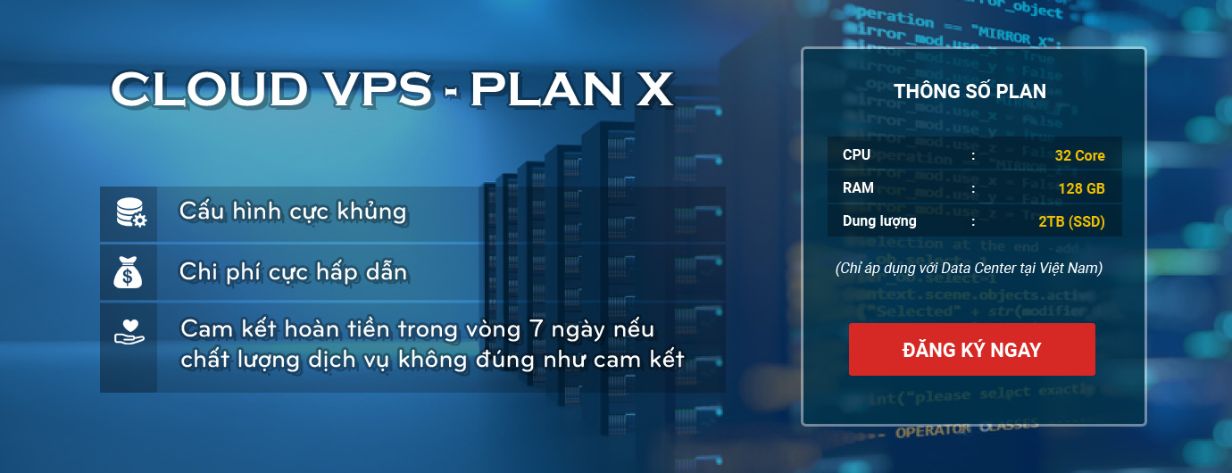 cloud-vps-plan-X
