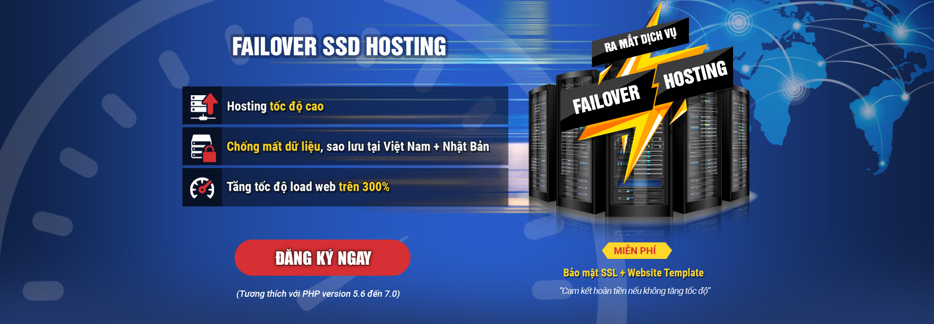 Failover Hosting