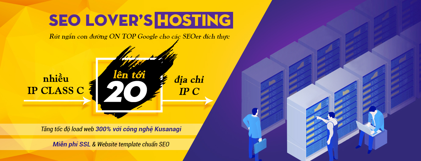 Seo Lover's Hosting